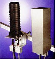 Муфта FOSC для монтажа кабеля OPGW на линиях электропередачи, Tyco Electronics