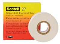 Scotch® 27, cтекловолоконная электроизоляционная лента, 3М