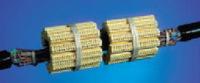 MS²™ 9700-10/TR  соединитель на 10 пар жил 0.4-0.9 мм, 3М